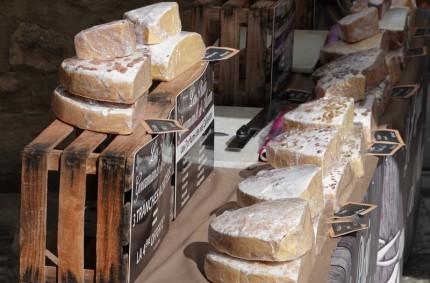 Les Baux de Provence - Calissons artisanaux