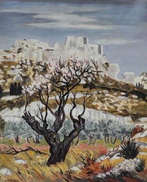 Les Baux de Provence - Musée Yves Brayer