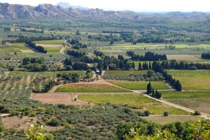 Les Baux de Provence - Château