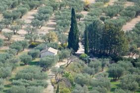 Les Baux de Provence - Vue depuis le Château