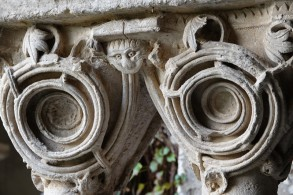 Saint Rémy de Provence - Monastère de Saint Paul de Mausole - Cloitre