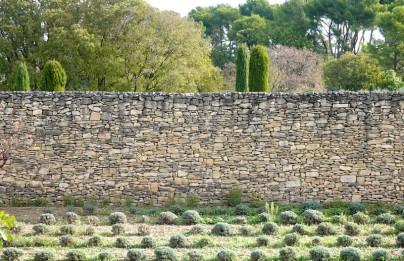 Saint Rémy de Provence - Monastère de Saint Paul de Mausole - Jardin
