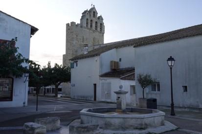 Les Saintes Maries de la Mer - Eglise fortifiée