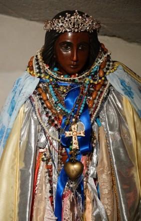 Les Saintes Maries de la Mer - Église Notre-Dame de la Mer - Sara la Noire