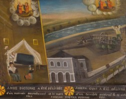 Les Saintes Maries de la Mer - Église Notre-Dame de la Mer - Ex-voto