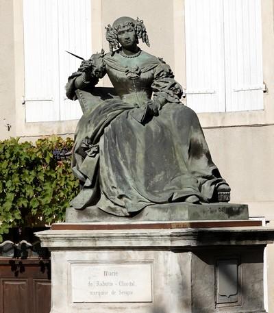 Grignan - Madamde de Sévigné