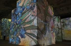 Baux de Provence - Carrière de Lumières - Spectacle Van Gogh