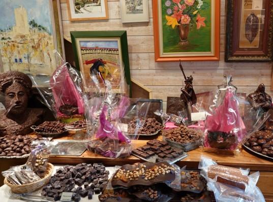 Sommières - Excellent chocolatier