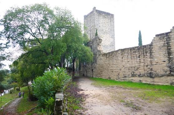 Sommières - Château