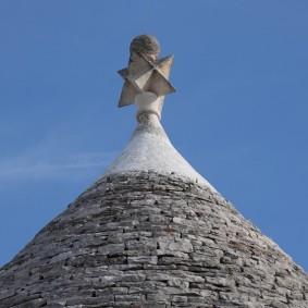 Alberobello - Quartier Rioni Monti - Pinacle