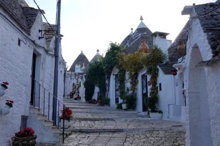 Alberobello - Quartier Rioni Monti