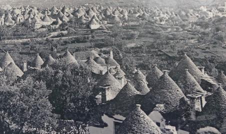 Alberobello - Trullo Sovrano - La ville en 1936