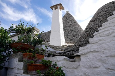 Alberobello - Trullo Sovrano