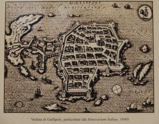 Gallipoli autrefois