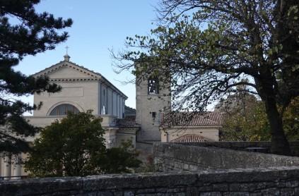 Saint Marin - Basilique