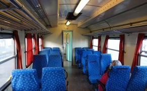 Train Gallipoli / Lecce
