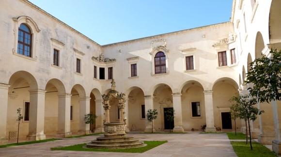 Lecce - Cloitre du séminaire