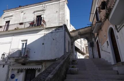 Monte Sant'Angelo - Ça grimpe partout !