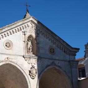 Monte Sant'Angelo - Sanctuaire San Michele