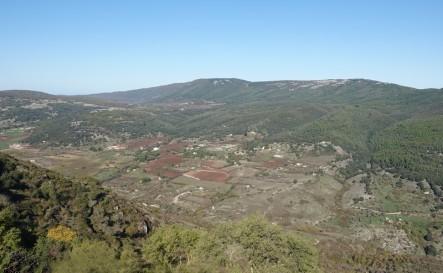 Monte Sant'Angelo - Vue depuis le Château