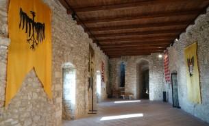 Monte Sant'Angelo - Château