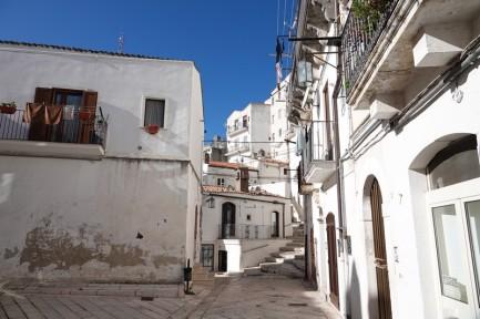 Monte Sant'Angelo - Centre historique