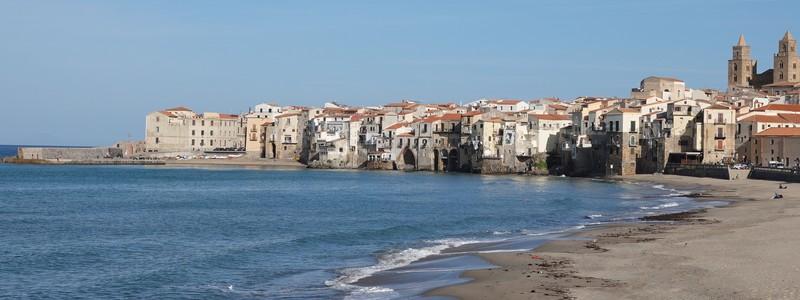 Cefalù, la perle de la côte nordsicilienne…
