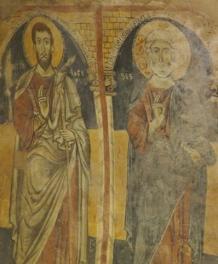 Matera - Église rupestre Madonna de Idris