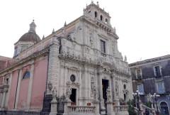 Acireale - Basilique di San Sebastiano