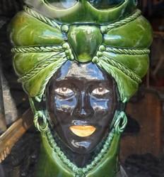 Acireale - Céramiques de Caltagirone