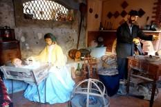 Ariceale - Exposition de crèches artisanales