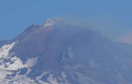 Acireale - Vue sur l'Etna