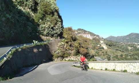 Route pour Savoca