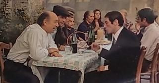 """Savoca - Bar Vitelli - Image d'archive """"Le Parrain"""""""