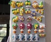 Savoca - Céramique traditionnelle - Même les magnets sont de qualité !