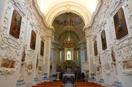 Taormina - Piazza IX Aprile - Chiesa di San Giuseppe