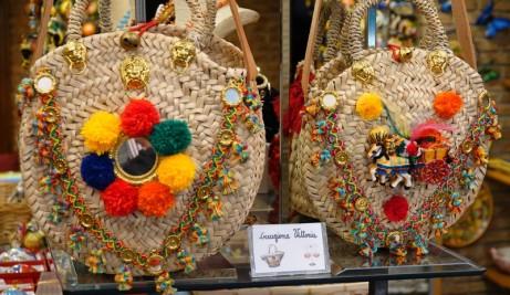 Taormina - Paniers décorés