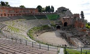 Taormina - Théâtre Grec