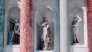 Taormina - Théâtre Grec - Images de synthèse