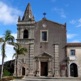 Forza d'Agro - Eglise de la Trinité