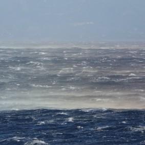 Coup de vent à Sant'Alessio Siculo