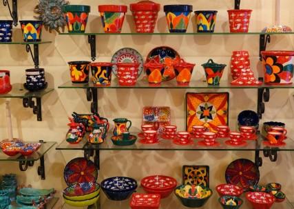 Cefalù - Céramique traditionnelle