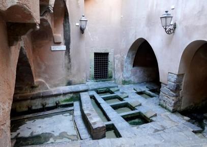 Cefalù - Ancien lavoir
