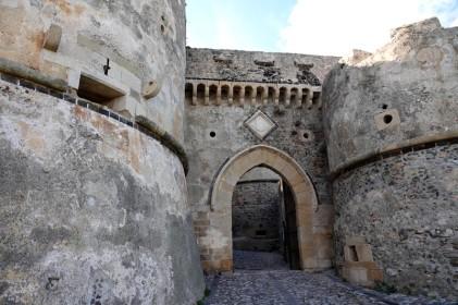 Milazzo - Citadelle et castello