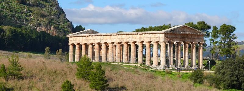 Ségeste, la ville antique dont on ne connait rien (ou presque) du glorieuxpassé…