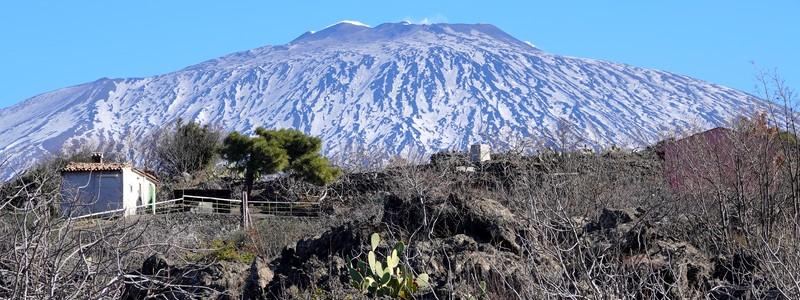 Autour du volcan…