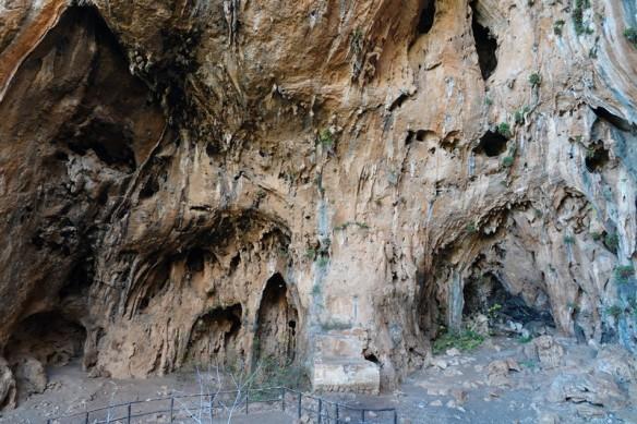 Réserve naturelle du Zingaro - Grotte dell'Uzo