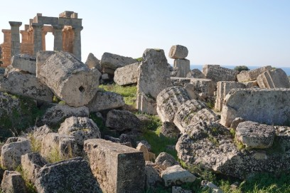 Site archéologique de Sélinonte - Temple G