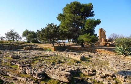 Site archéologique de la Vallée des Temples - Temple d'Héraclès