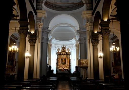 Randazzo - Eglise de Santa Maria